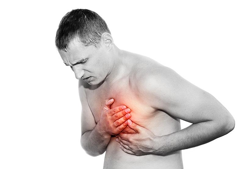 hjerteproblemer symptomer menn